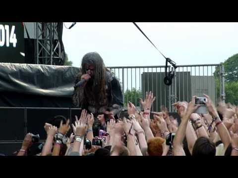 Rob Zombie - More Human Than Human (Live - Download Festival, Donington, UK, June 2014)