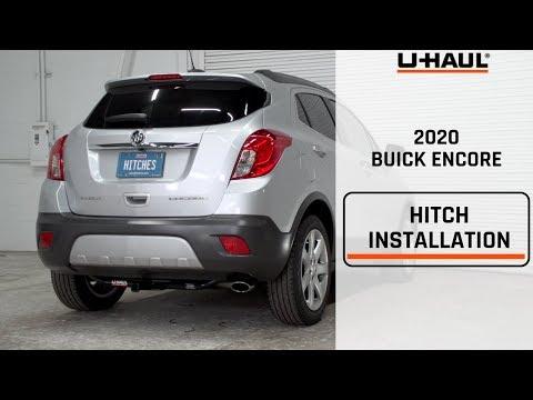 2020 Buick Encore Trailer Hitch Installation