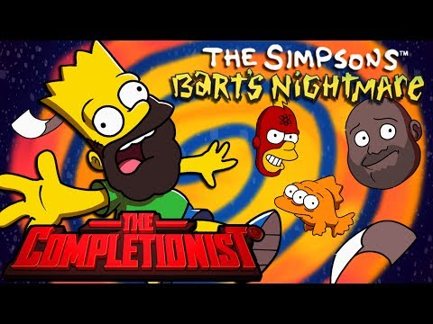 The Simpsons Bart's Nightmare | The Completionist