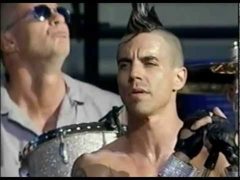 (HD) RHCP I Could Have Lied Rolling Rock PA LiVE TV 2000
