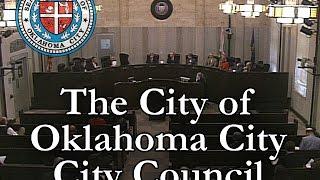 Oklahoma City City Council - September 23, 2014. Thumbnail