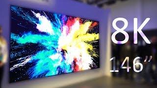 الجيل الجديد من تلفزيونات سامسونج بتقنية MicroLED   معرض CES 2018