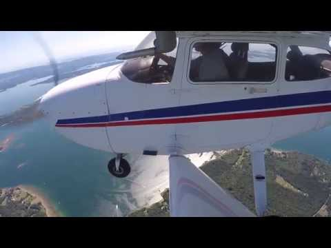 Flying to Bar Harbor Maine for the $100 Burger | ATC
