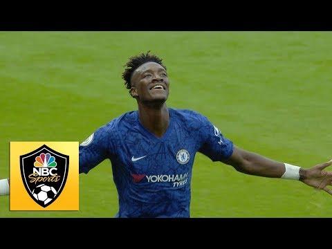Tammy Abraham lifts Chelsea in front against Southampton | Premier League | NBC Sports