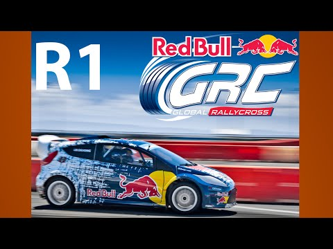 Red Bull Global RallyCross Championship 2015 Round 1 Florida {720p 60fps}