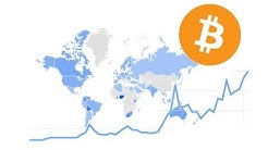 Predicting Bitcoin Price w/ Google Search Volume (programming)