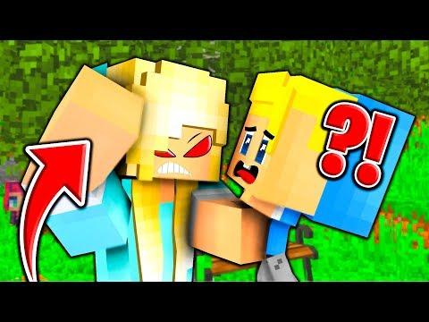 LA MIA RAGAZZA PICCHIA MIO FIGLIO... - Minecraft ITA