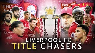 Liverpool FC - Race for the Premier League