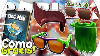 Run! HOW to GET 5 FREE ITEMS of OLD EVENTS on ROBLOX 😱
