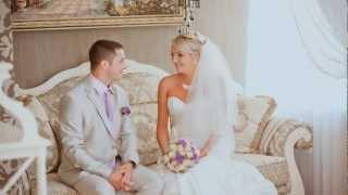 Фото со стильной свадьбы Димы и Елены