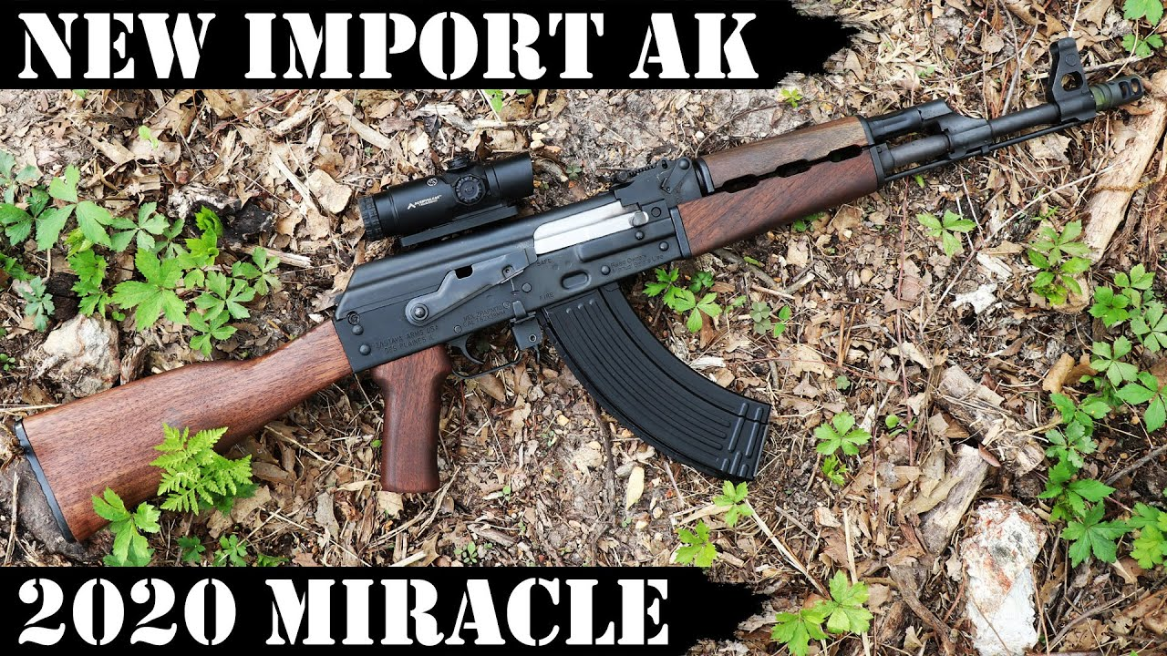 New Import AK - 2020 Miracle!