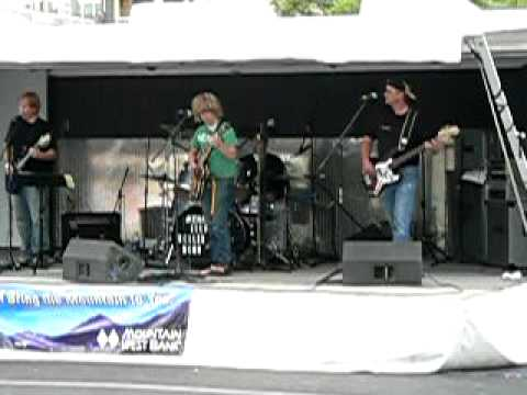 Alive@5 with the Steve Keller Band in Great Falls, Montana