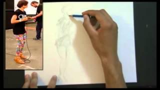 Apprendre à dessiner par les surfaces