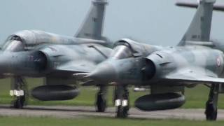 MIRAGE 2000 / FORCE 4 !!!!! [HD] Air show/Meeting aérien