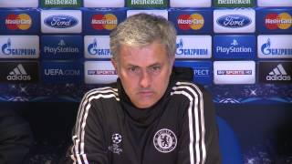 Jose Mourinho reaction Chelsea vs Athletico Madrid