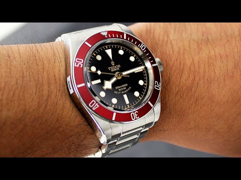 Tudor Watches – The Heritage Black Bay Review