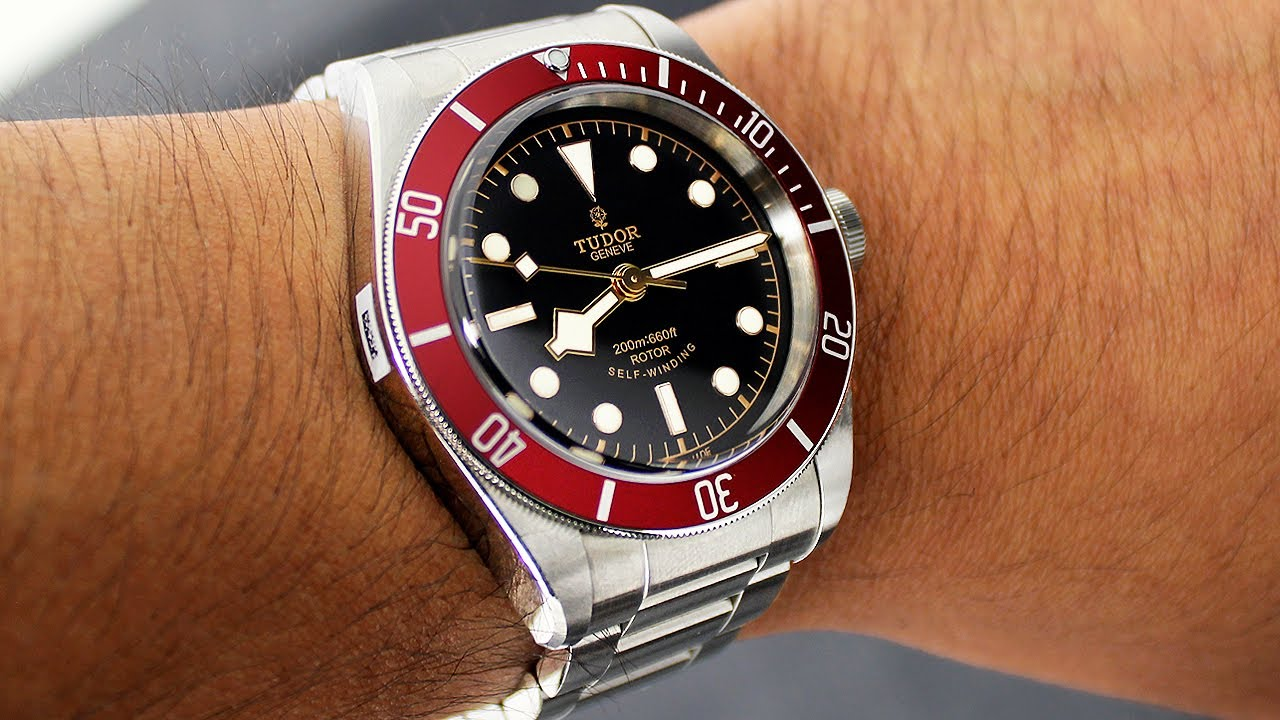 Tudor Watches – The Heritage Black Bay Review - YouTube