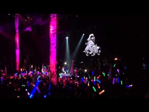 Steve Angello Life Nightclub Reflections intro Las Vegas