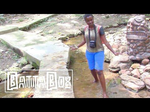 Nigeria's Ikogosi HOT & COLD Water Spring!