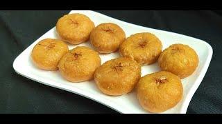பாதூஷா | தீபாவளி ஸ்பெஷல் | Badusha Recipe in Tamil | Video 19 - Food Time