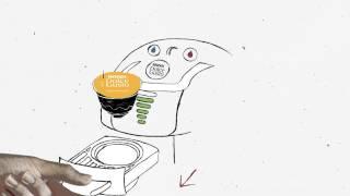 NESCAFÉ® Dolce Gusto® Automatic Machine Latte Macchiato - NEW