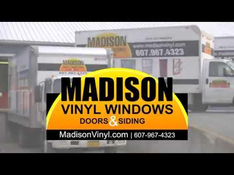 Madison Vinyl Windows - Bainbridge, NY
