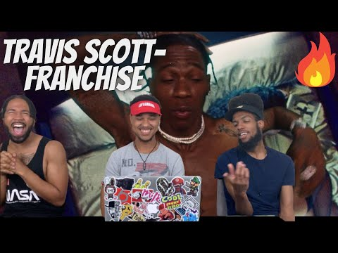 Travis Scott feat. Young Thug & M.I.A. - FRANCHISE (Official Music Video) Reaction!!!