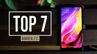 TOP 7 SMARTPHONE SENZA BORDI | OTTOBRE 2017