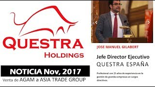 Venta de AGAM a ASIA TRADE GROUP(, 2017-11-08T15:44:21.000Z)