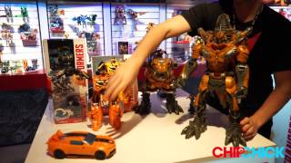 Transformers: Age of Extinction Robots in Disquise One-Step Changers