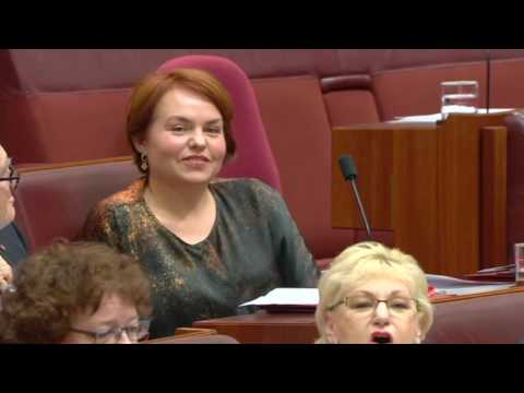 New Senator Kimberley Kitching bests Attorney General Brandis on standing orders (again)