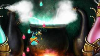 Brunhilda and the Dark Crystal Trailer