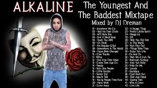 alkaline---the-youngest-and-the-baddest-mixtape-by-djdreman