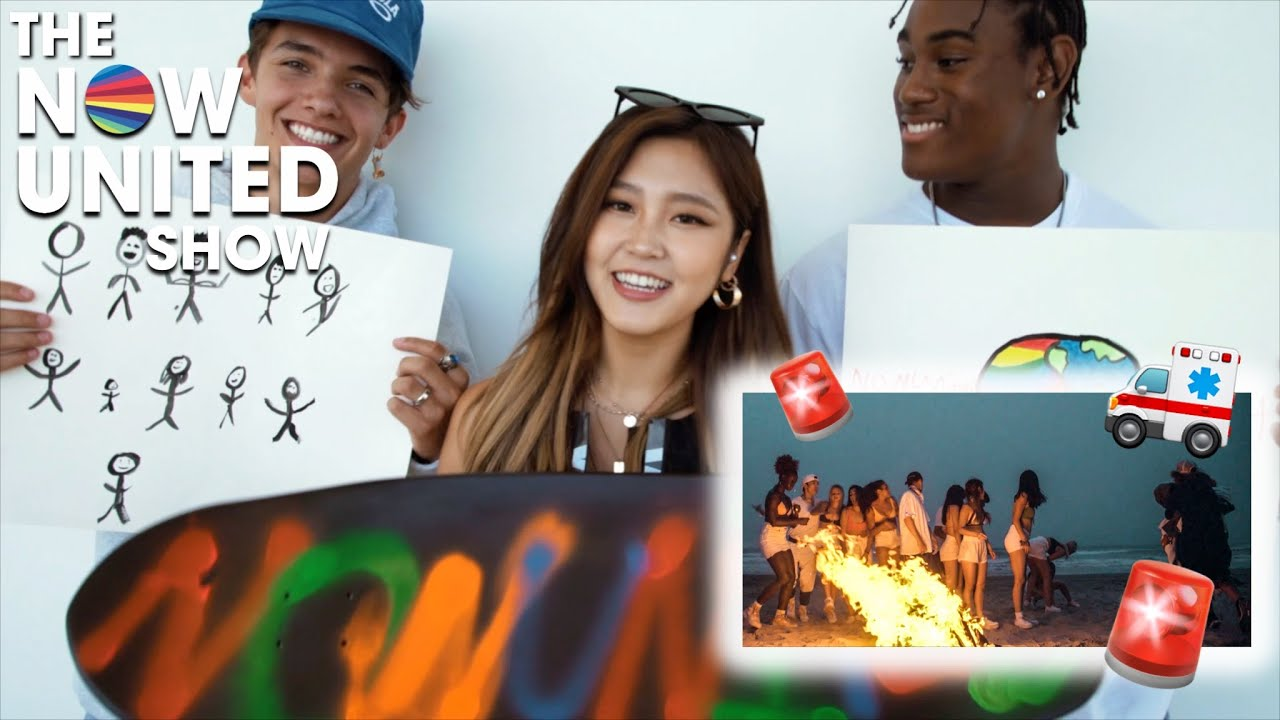 Download 'Sunday Morning' Accident & Special Surprise for the Uniters!! - S2E24 - The Now United Show