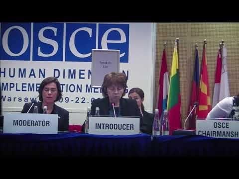 2017 HDIM: Working Session 17