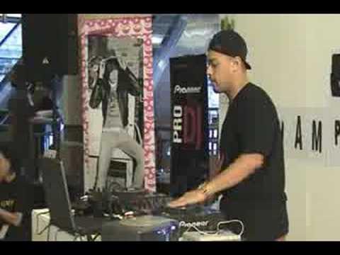 DJ Fuzz-Malaysian DJ Battle 2006 Showcase
