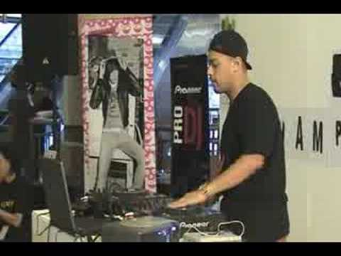 DJ Fuzz-Malaysian DJ Battle 2006 Showcase