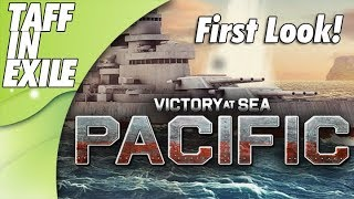 Victory at Sea Pacific | First Look!