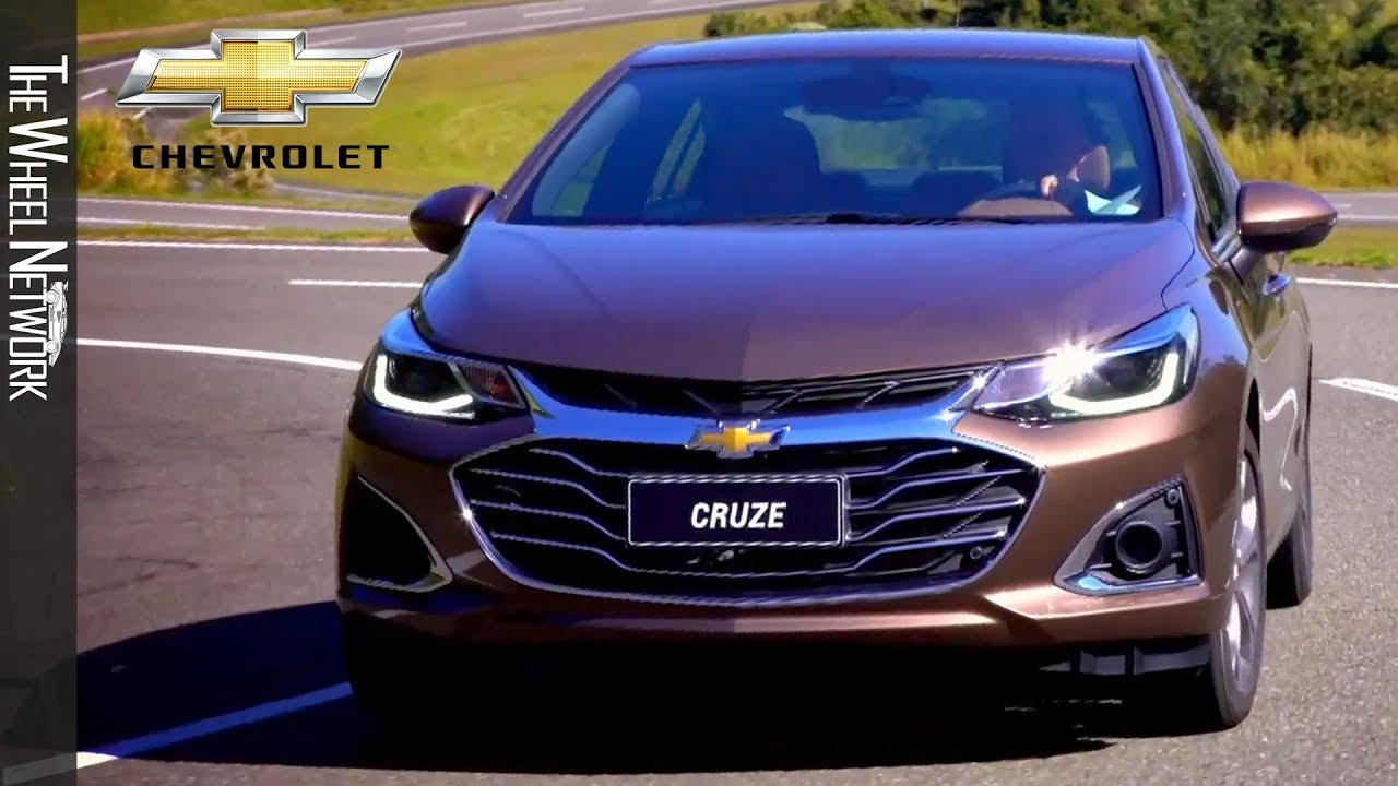 Chevy Cruze 2020 Review.2020 Chevrolet Cruze Premiere Brazil