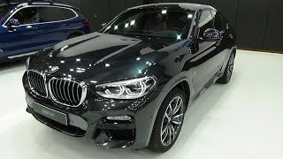 2019 BMW X4 xDrive20d 190 - Exterior and Interior - Automobile Barcelona 2019