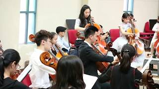 20180318 Play in Cello大合奏 Song of the Wind / Suzuki cello