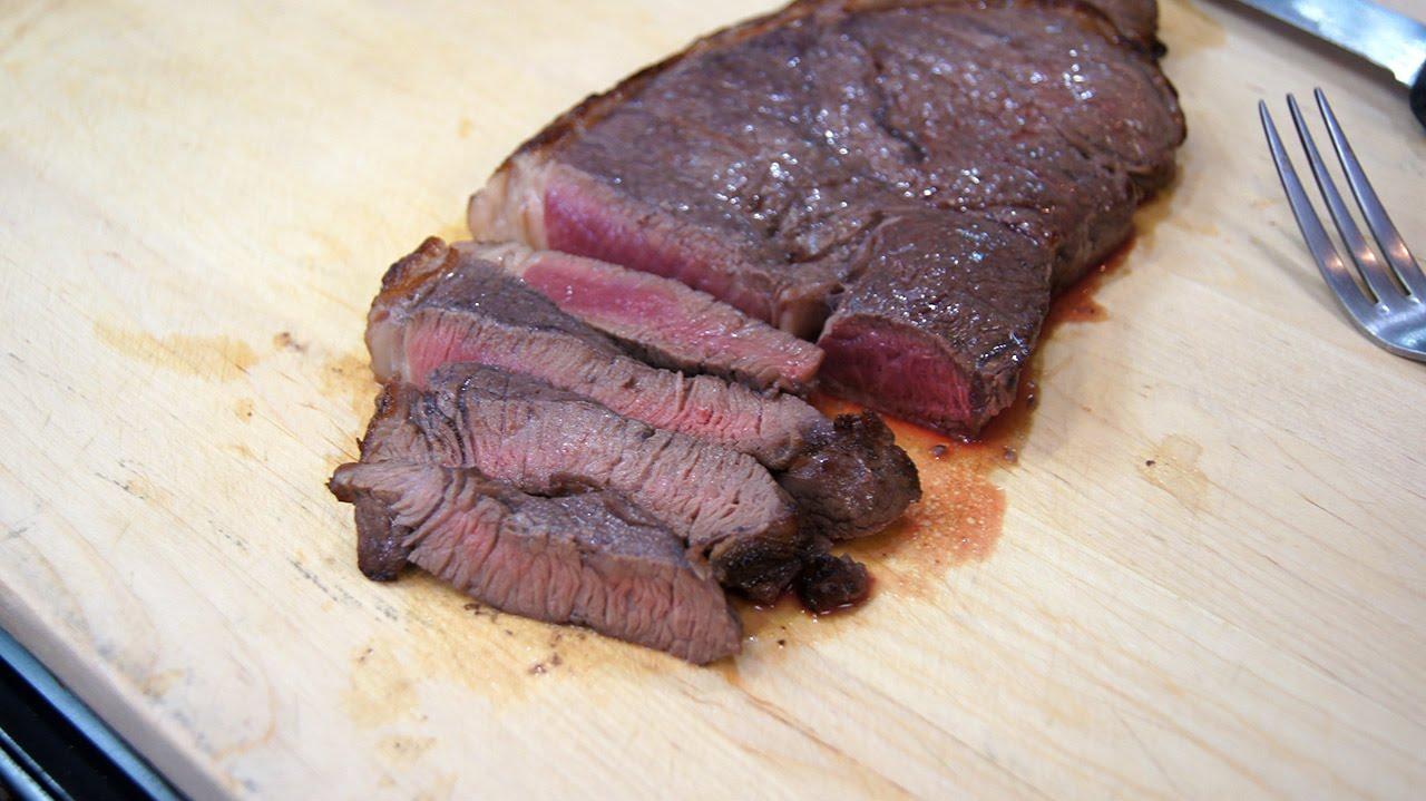 Dishwasher Steak