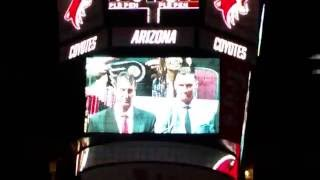 Arizona Coyotes Opening Night 2016
