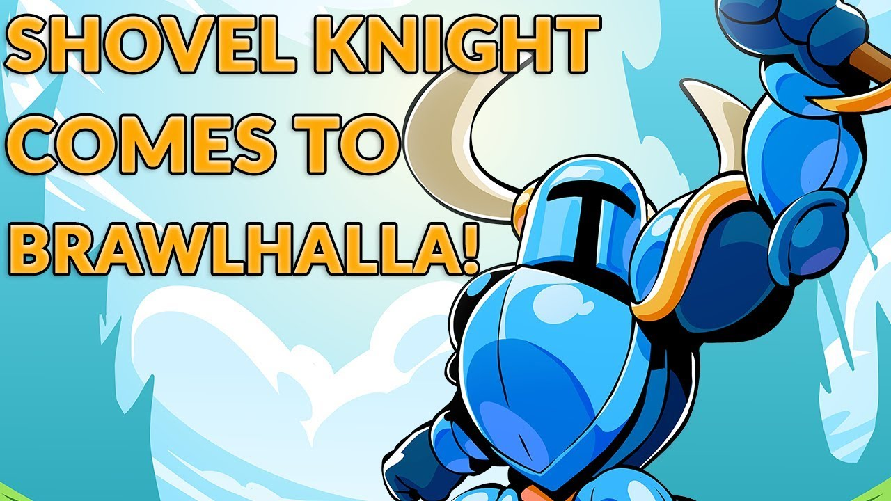 Brawlhalla Gets Shovel Knight, But Not How You Would Expect