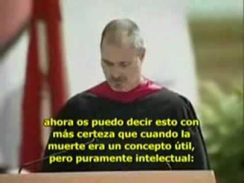 Steve Jobs 2º Parte Discurso con Subtítulos en Español