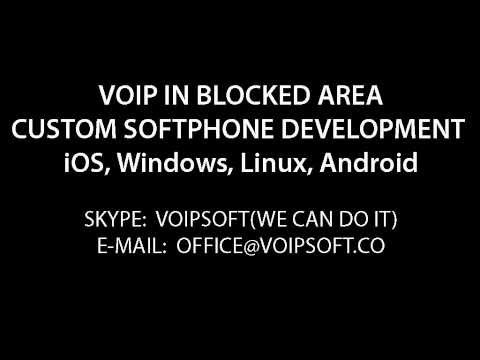 VOIP Blocked Areas Dubai, UAE, softphone with vpn support, softphone blocked area, softphone tunnel