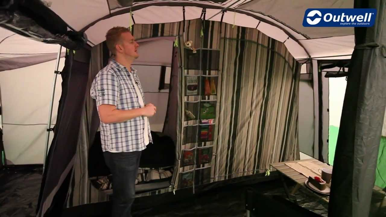 A Tour Of The Outwell California Highway Awning