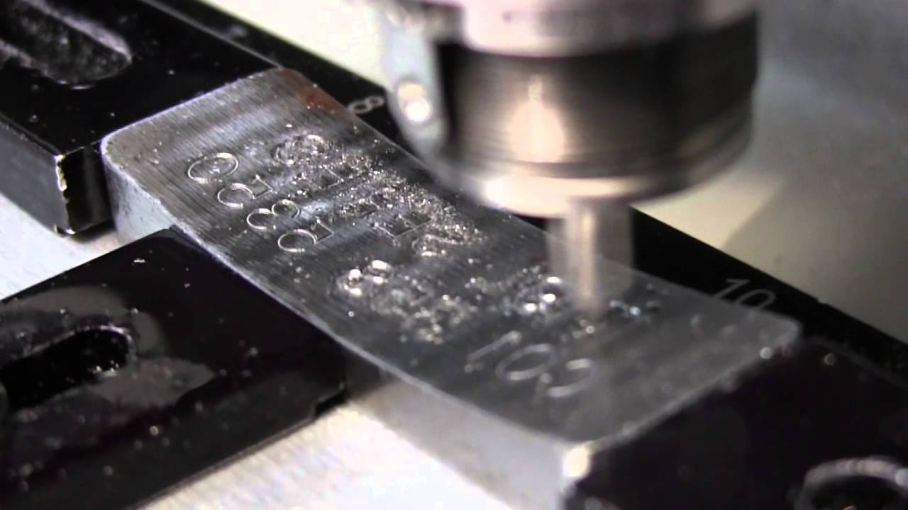 1624 Pro Engraver Surface Mapping & Deep Engraving on a Metal ...