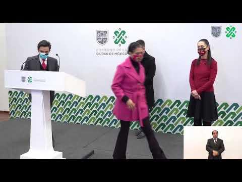Videoconferencia de prensa 14/01/2021
