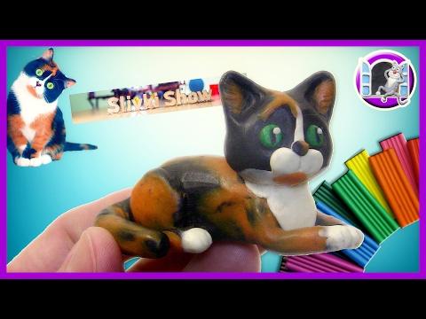 Про кошек для детей видео ::